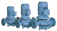 In-Line Centrifugal Pumps