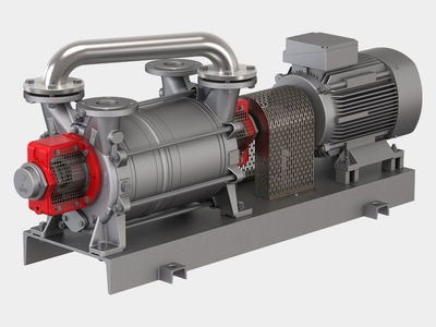 Speck Liquid Rings Vacuum Pumps