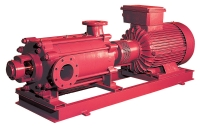High Pressure Multistage Centrifugal Pumps KME